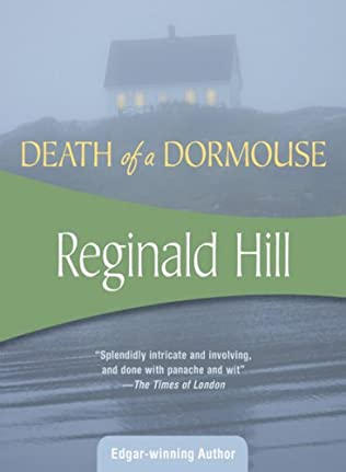 book cover of Death of A Dormouse
