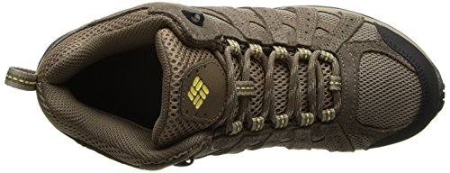 Columbia Women's Redmond Mid Waterproof Trail Shoe,Oxford Tan/Sunlit,11 M US by Columbia (Image #8)