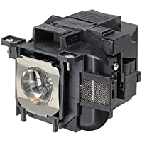 Lamp module for EPSON EB-955W/EB-S17/EB-S18/EB-W18/EB-W22/EB-X18/EB-X20/EB-X24/EH-TW490/EH-TW5200 projectors. Type = UHE