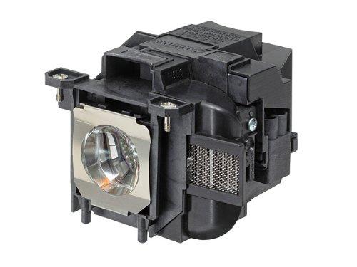 (Lamp module for EPSON EB-955W/EB-S17/EB-S18/EB-W18/EB-W22/EB-X18/EB-X20/EB-X24/EH-TW490/EH-TW5200 projectors. Type = UHE)