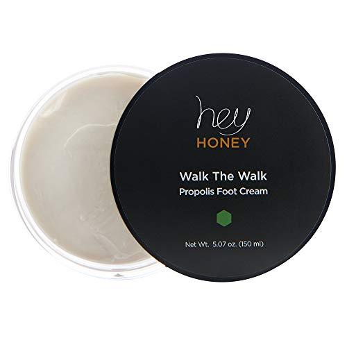 WALK THE WALK - Propolis Foot Cream - Hey Honey Skin Care