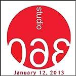 Studio 360: Zero Dark Thirty & A New Who's Afraid of Virginia Woolf | Kurt Andersen