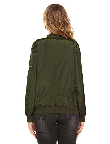 Giacca Verde Camicia Verde Giacca Donna Chigant Camicia Donna Chigant w7OXfq