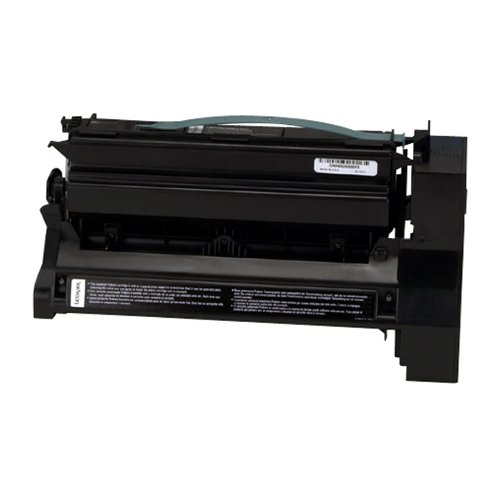 Lexmark Black Return Program Toner Cartridge, 6000 Yield (15G041K)