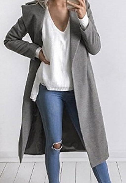 Winter Baggy Down Turn Length Peacoat Zimaes Coat Collar Mid Women awZFnq85S