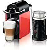 Nespresso Pixie Clips A3ND60-BR-WR-NE, Máquina de Café com Aeroccino, 110V, Multicolorido