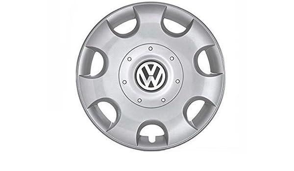 Vw Volkswagen Original Piezas de repuesto Tapacubos VW Golf 5 6 Jetta Touran Original 16 Pulgadas: Amazon.es: Coche y moto