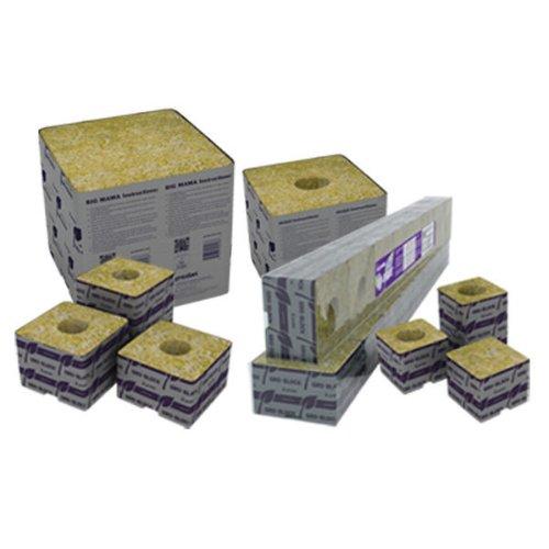 Grodan Stonewool Delta 4 - 3 in. Gro-Blocks - Without Hole - 384 Blocks Per Case