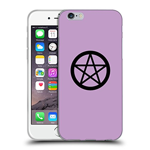 GoGoMobile Coque de Protection TPU Silicone Case pour // Q08390617 Religion 3 Bright Ube // Apple iPhone 7