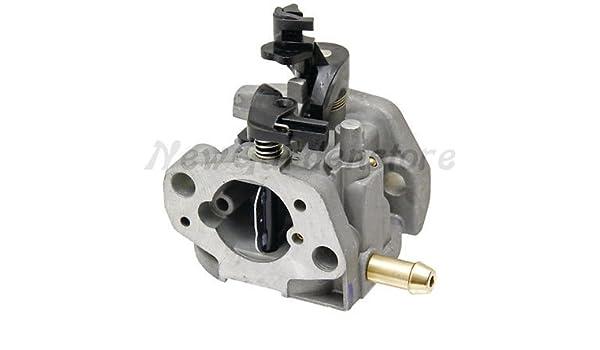 Carburador Motor motocultor Loncin LC 1p61 Fa 170020662 - 0002 ...