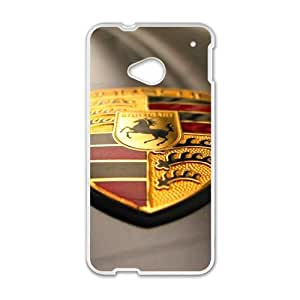 BYEB Porsche sign fashion cell phone case for HTC One M7