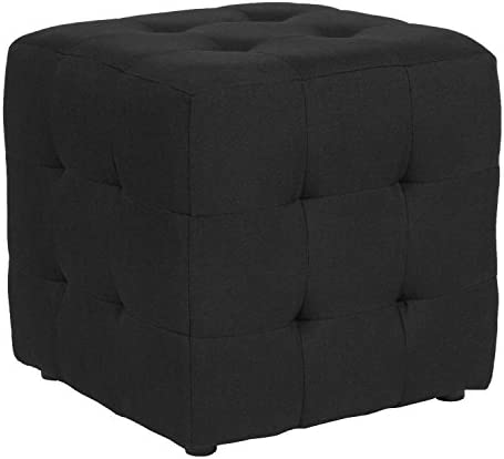 Flash Furniture Avendale Tufted Upholstered Ottoman Pouf