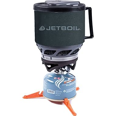 Jetboil MiniMo Stove Carbon1, One Size