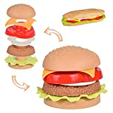 FUN LITTLE TOYS 49 PCs Play Food for Kids