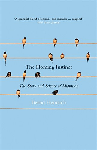 Download The Homing Instinct: The Story and Science of Migration pdf