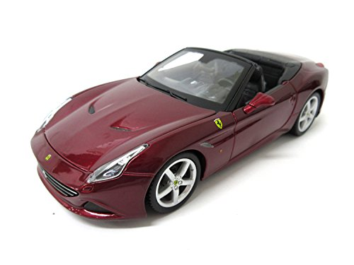 1/24 フェラーリ R&P フェラーリカリフォルニア オープントップ(メタリックレッド) 200-479