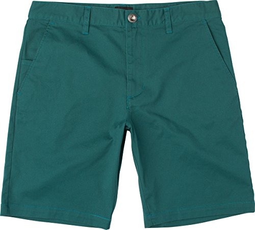 RVCA Men's Wk-End Strch Shrt, Pacific, 28