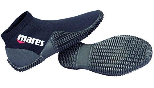 Mares Equator Boot 2 mm - Botas de buceo hombre, color Negro (BK), talla del fabricante 4