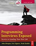 img - for Programming Interviews Exposed: Secrets to Landing Your Next Job - International Edition book / textbook / text book