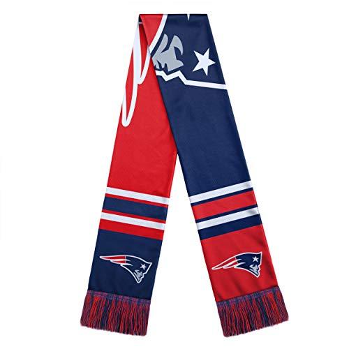 NFL New England Patriots Big LogoColorblock, Team Colors, One Size (New England Patriots Vs Buffalo Bills 2014)