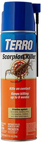 TERRO Scorpion Killer Aerosol Spray T2101 (Best Bug Spray For Scorpions)