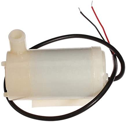 Bianchi Micro Submersible and Amphibious DC Motor Pump Water pump 3V 120L//H Low Noise