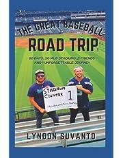 The Great Baseball Road Trip