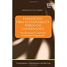 Enhancing Firm Sustainability Through Governance: The Relational Corporate Governance Approach