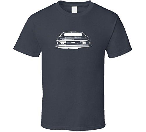 1993 Toyota MR2 Rear View Faded Look Dark T Shirt M Charcoal Grey