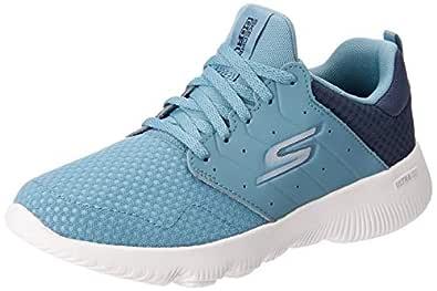Skechers Australia GO Run Focus - Approach Women's Training Shoe, Blue, 5 US
