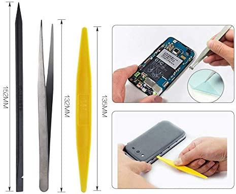 FAOAOTT 13pc Screwdriver Set Repair And Disassembly Tools for Repair Phone Laptop Watches Glasses Hand Tools