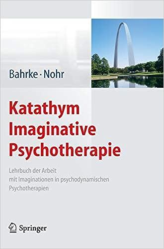 Psychotherapie mit Imaginationen (German Edition)