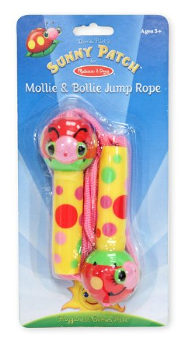 Mollie And Bollie Jump Rope  Sunny Patch Outdoor Play Series