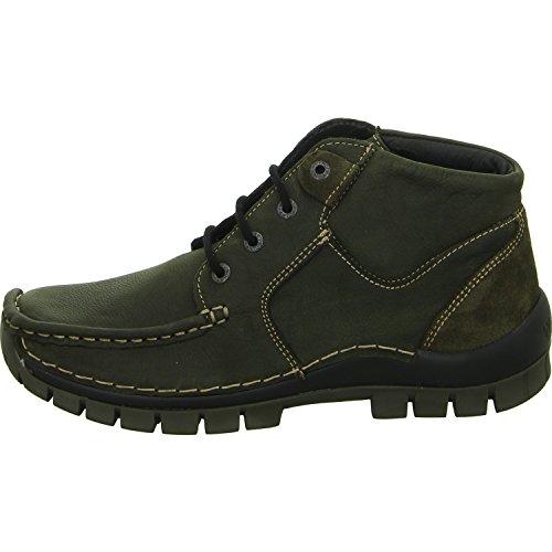pour femme lacets de Vert 473511732 ville Chaussures Wolky à FAqPYYw