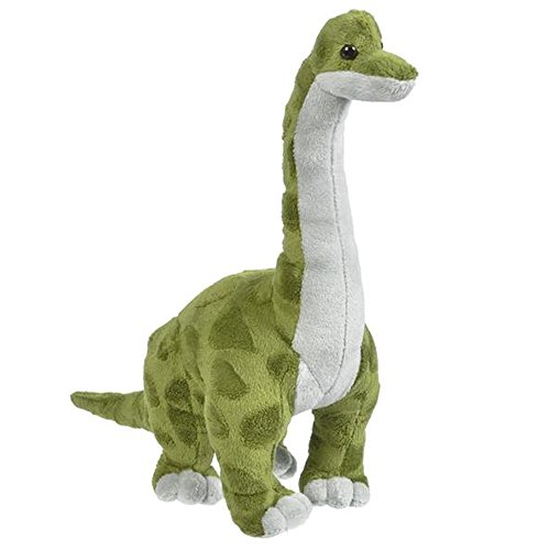 ArtCreativity Big Cozy Plush Brachiosaurus Dinosaur - Soft and Cuddly Stuffed Animal Pillow - Cute Standing Design - Nursery Decoration idea - Great Gift for Boys, Girls, Toddlers, Babies