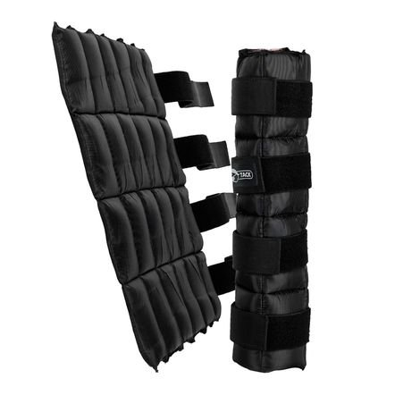 Horze Cooling Leg Wraps Horse Therapy Therapeutic Ice Cell Boots Joint Arthritis Aleive Joint Swelling by Finn-Tack