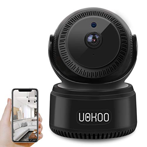 Security Camera, 1080P HD 2 Megapixel Home WiFi Wireless Security Surveillance Camera with Motion Detection Pan/Tilt, 2 Way Audio and Night Vision Baby Monitor, Nanny Cam