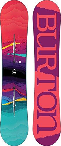 144cm Snowboard (Burton Feelgood Snowboard Womens Sz 144cm)