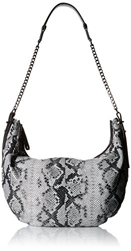 Halston Heritage Hobo Bag - Black/Multi - One Size