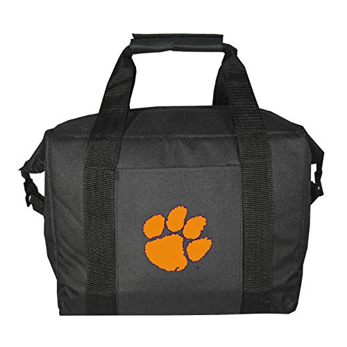 NCAA Clemson Tigers Soft Sided 12-Pack Kooler Bag