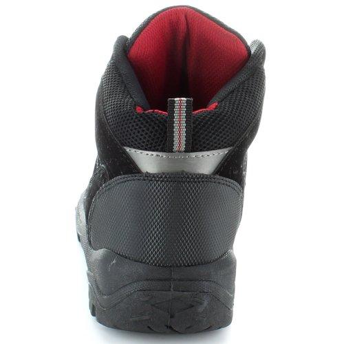 Mens Steel Black Work FS133 Safety Black FS133 Shoes Amblers EqR41E