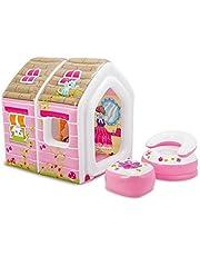 Intex 48635 Princess Play House Lodge Princess Game For Kids