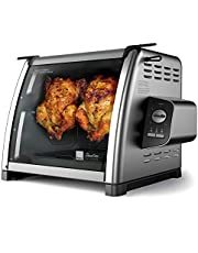 Ronco Showtime Large Capacity Rotisserie with Fire & Flavor All Natural Turkey Perfect Herb Brine Kit