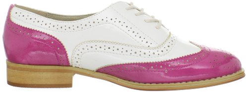 Pictures of Wanted Shoes Women's Babe Oxford Shoe black 3