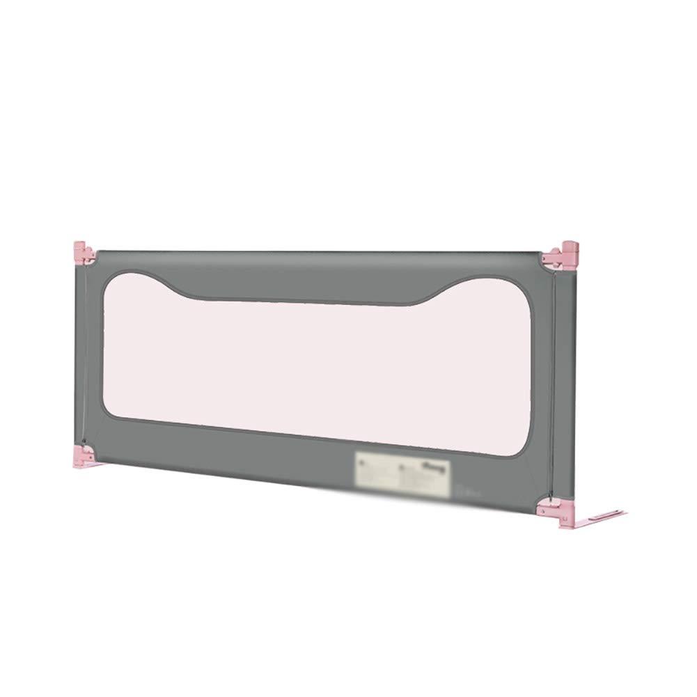 ベッドフェンス 幼児ベッドガードレールベッドレール折りたたみ調節可能なエコフレンドリーな布キッズツインダブルフルサイズクイーンフェンス (サイズ さいず : Length 150cm) Length 150cm  B07JZ4YQPR