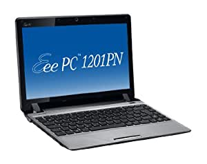 ASUS Eee PC Seashell 1201PN-PU17-SL 12.1-Inch Netbook (Silver)