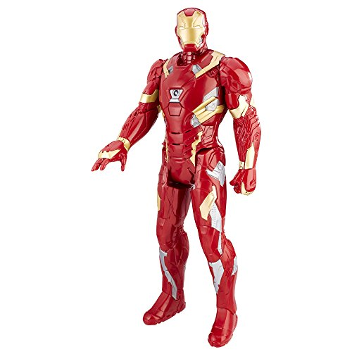 Avengers Marvel Electronic Iron Man, 12-inch