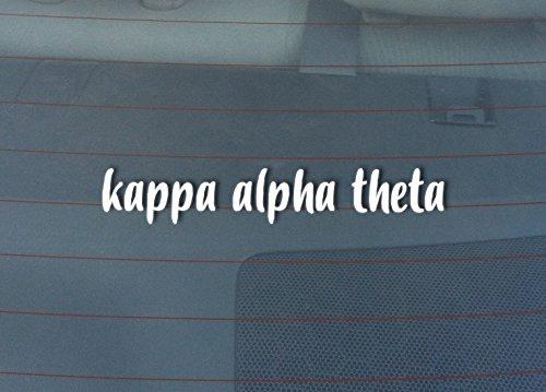 Officially Licensed Kappa Alpha Theta 8
