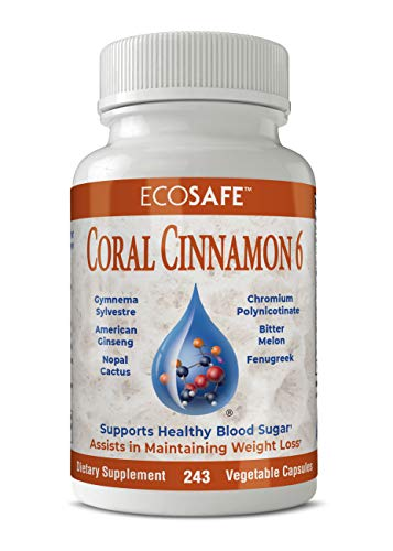 Coral LLC - Cinnamon 6-243 Vegetarian Capsules