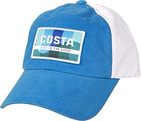 6eb5cf2b2b2fd Amazon.com  Costa Del Mar Traveler Twill Hat